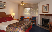 King Room at Monarch Resort, California